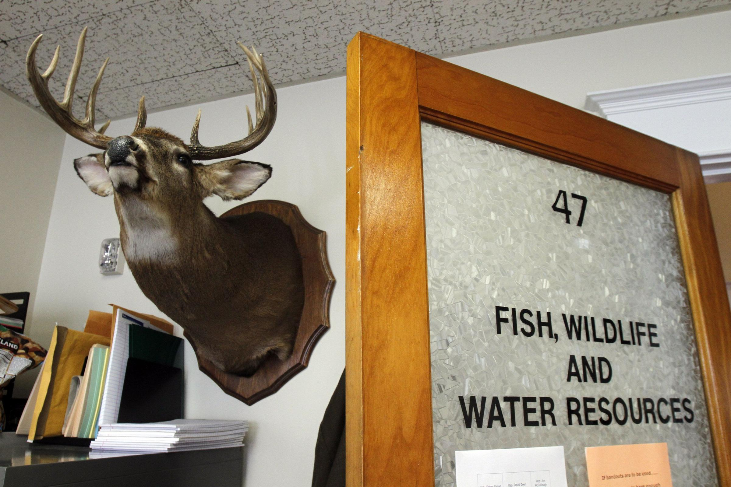 State considers key changes to deer season vermont for Vermont fish and wildlife jobs