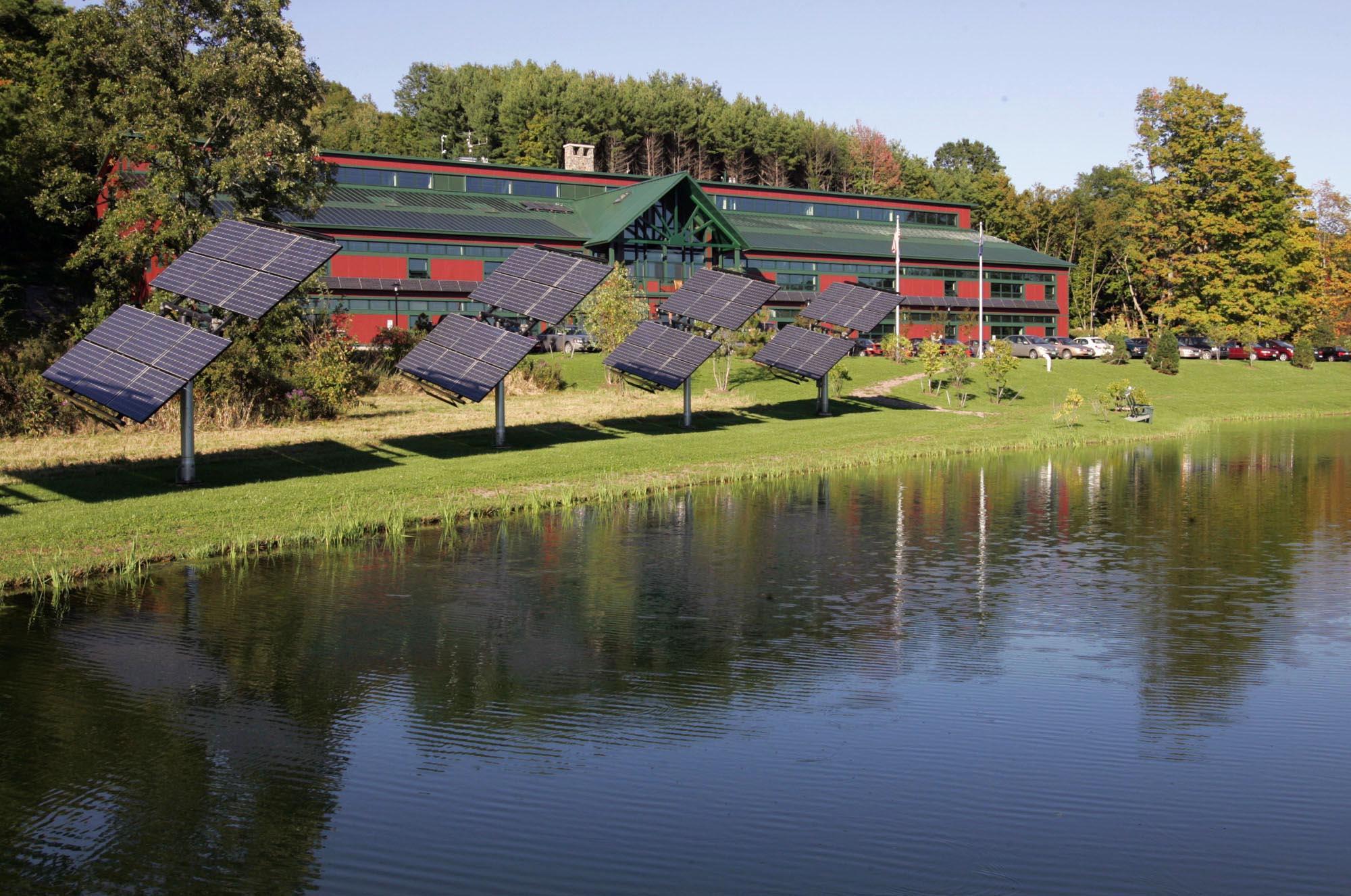 Energy Efficient Building The New Net Zero Vermont