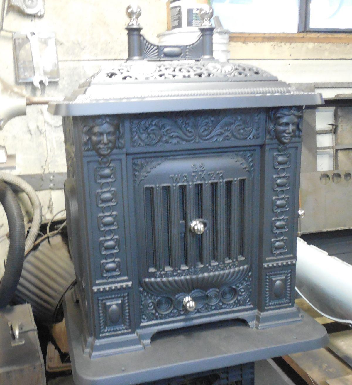 Old Wood Cook Stoves Are Still A Draw, For Some | Vermont Public Radio