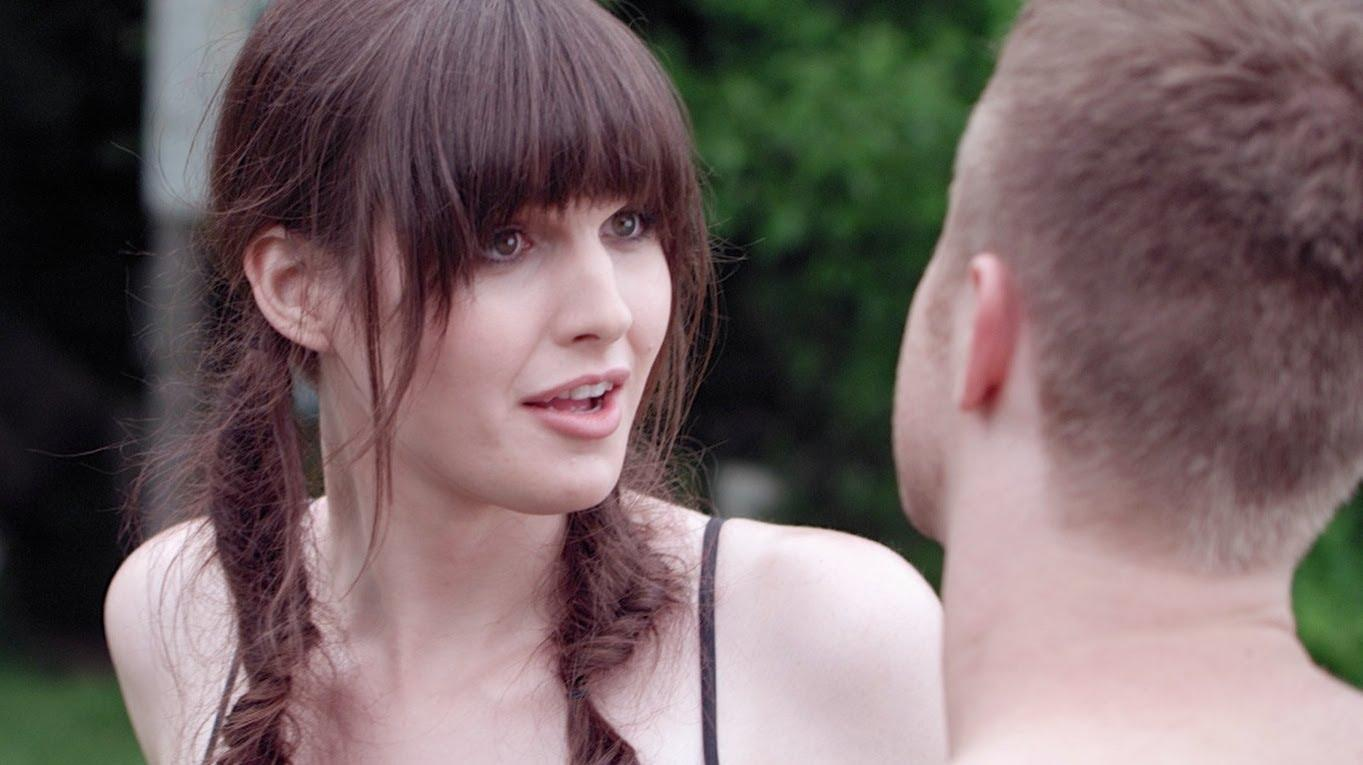 """Boy Meets Girl"" is a love story that was filmed mostly in Vermont, starring Michelle Hendley as Ricky, a transgender woman living in Kentucky."