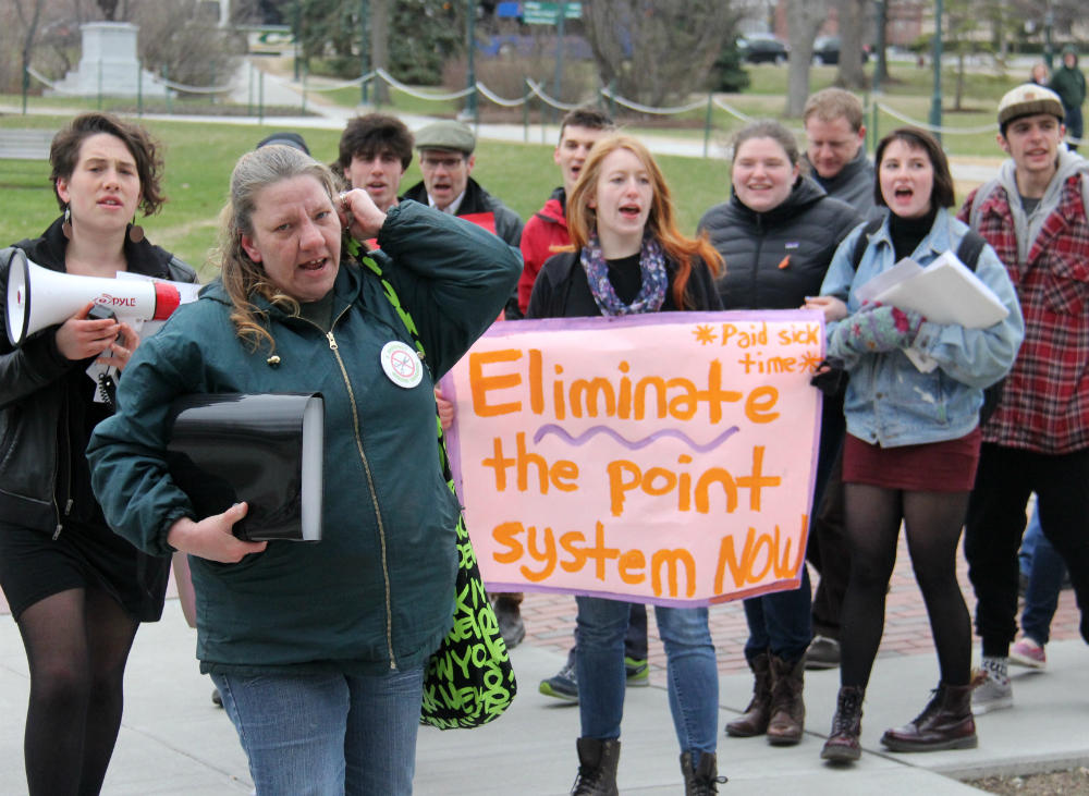 Timed Out: Uvm Food Service Workers Allege Poor Treatment By