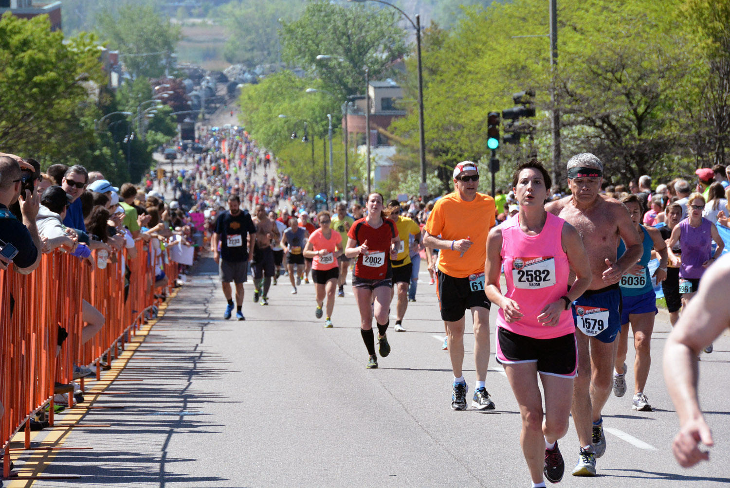 vermont city marathon remains committed to relay vermont public radio