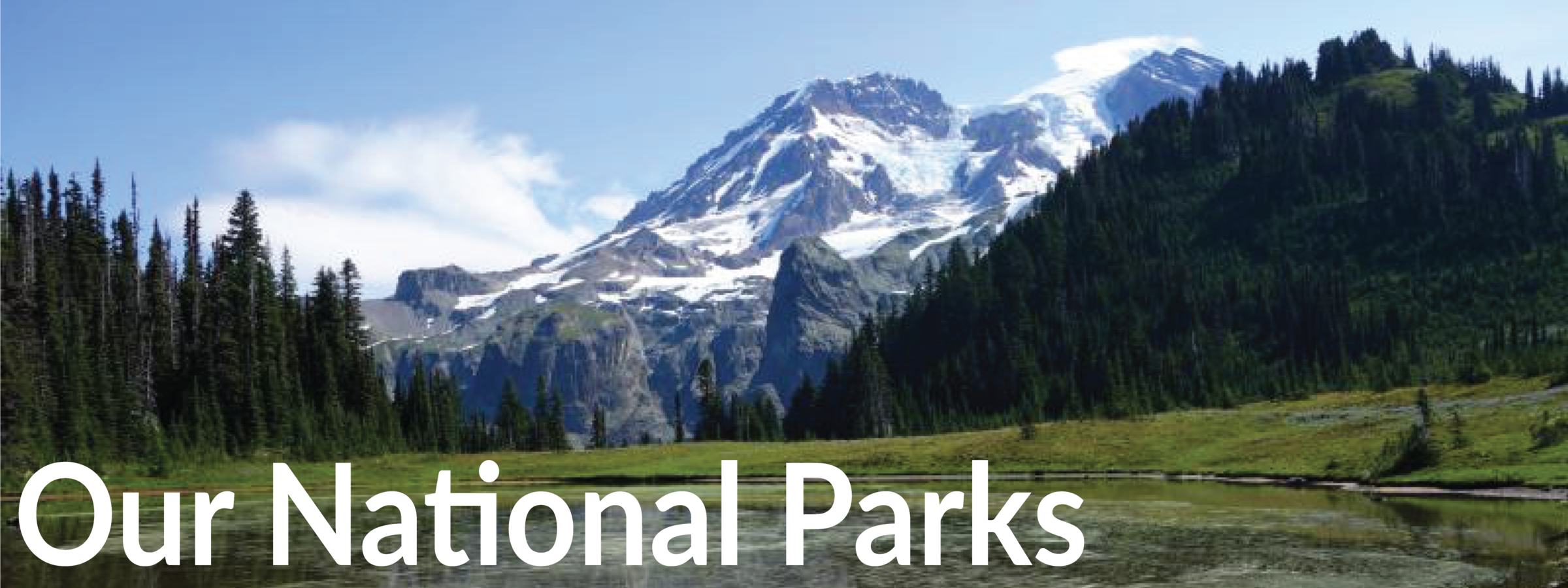 national parks essays From catus to glacier, bear to lynx, hiking trails and massaging hot springs kootenay national park, established in 1920, is one of canada's thirty-nine national parks.