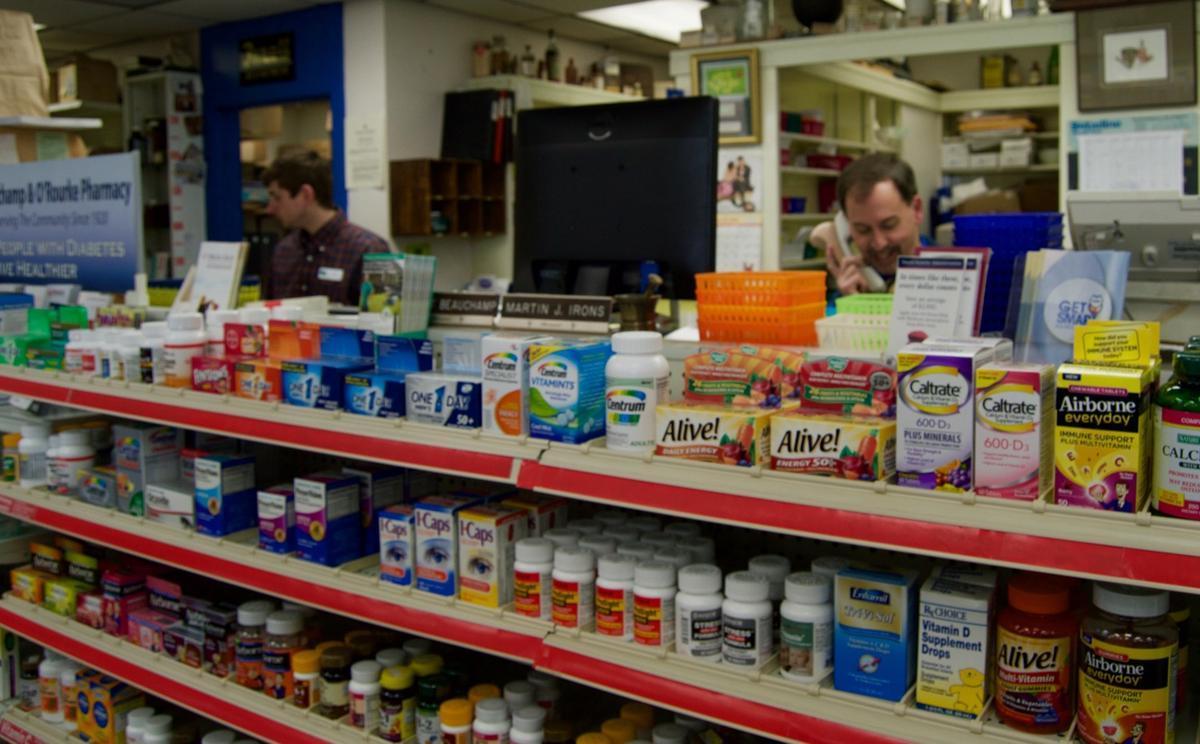 Hospital Medicine Cabinet With More Americans On Meds Drug Mixups Are A Billion Dollar