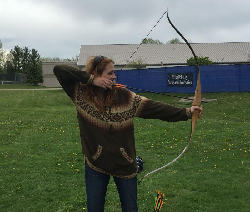 Summer School: How To Shoot A Bow And Arrow