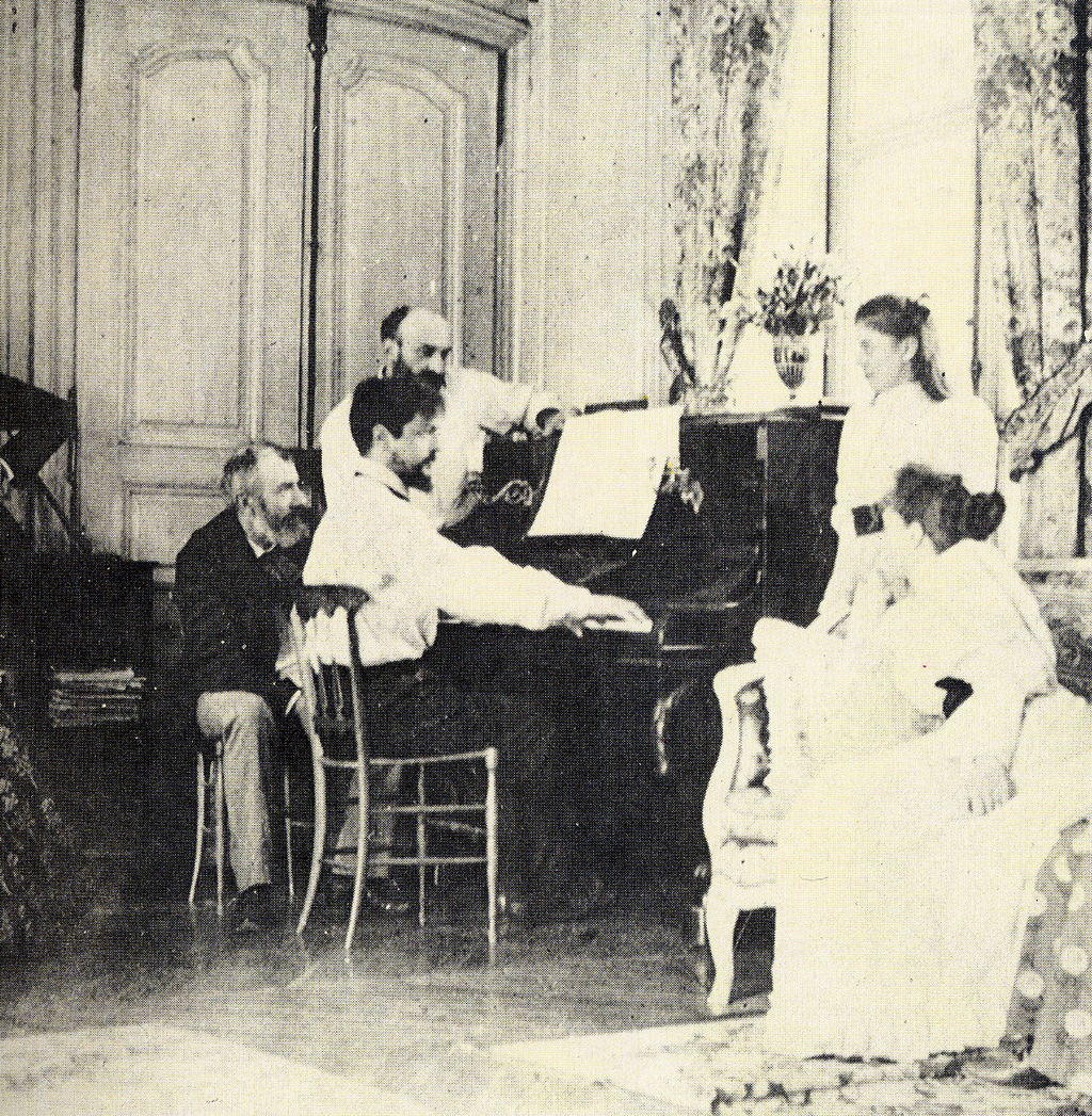 the life and music of claude debussy Warner classics has also produced a three-part documentary about debussy's  life and music, filmed at the maison claude debussy (his.