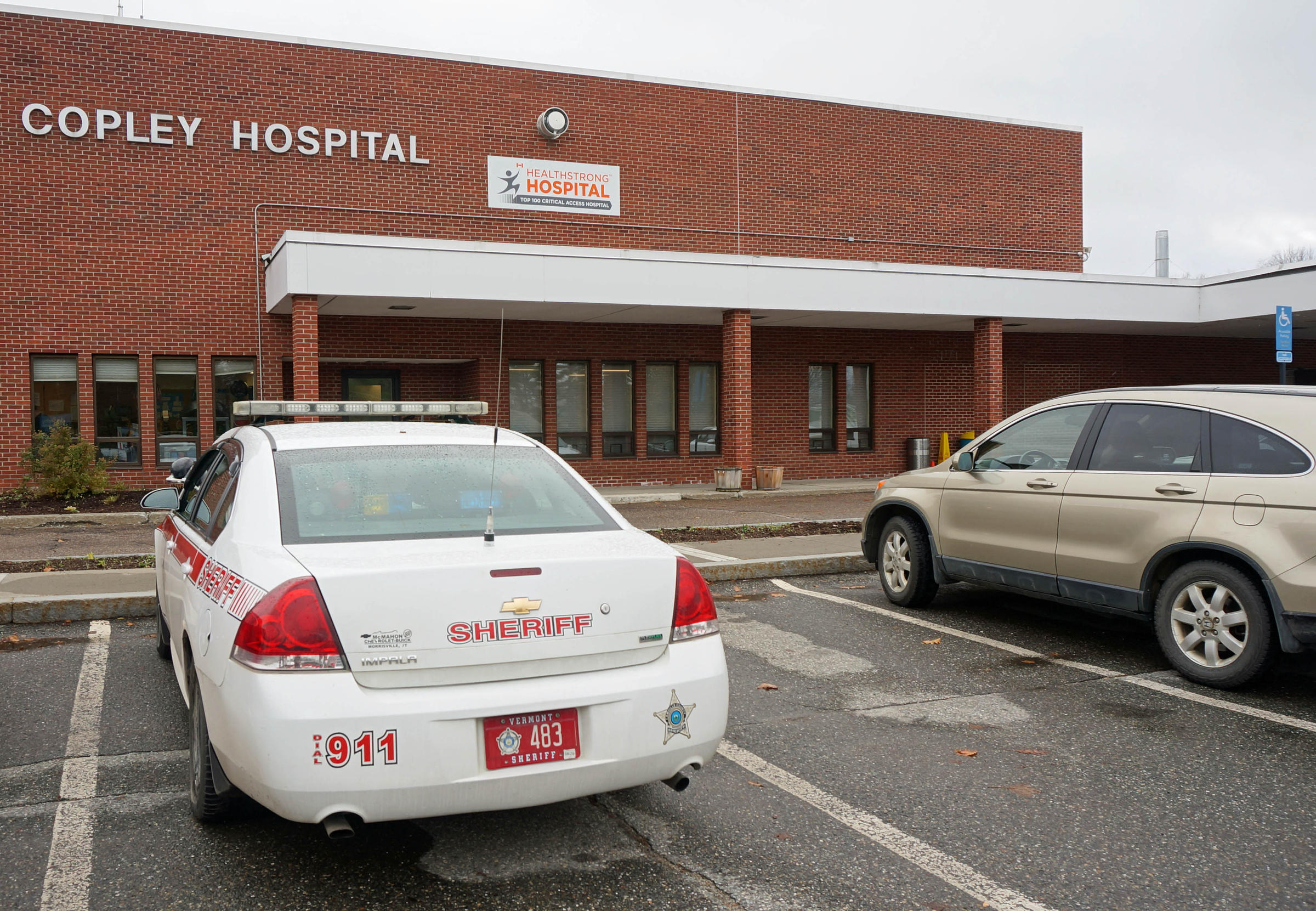 In Mental Health Crises, Local Emergency Rooms Are Vermont\'s ...