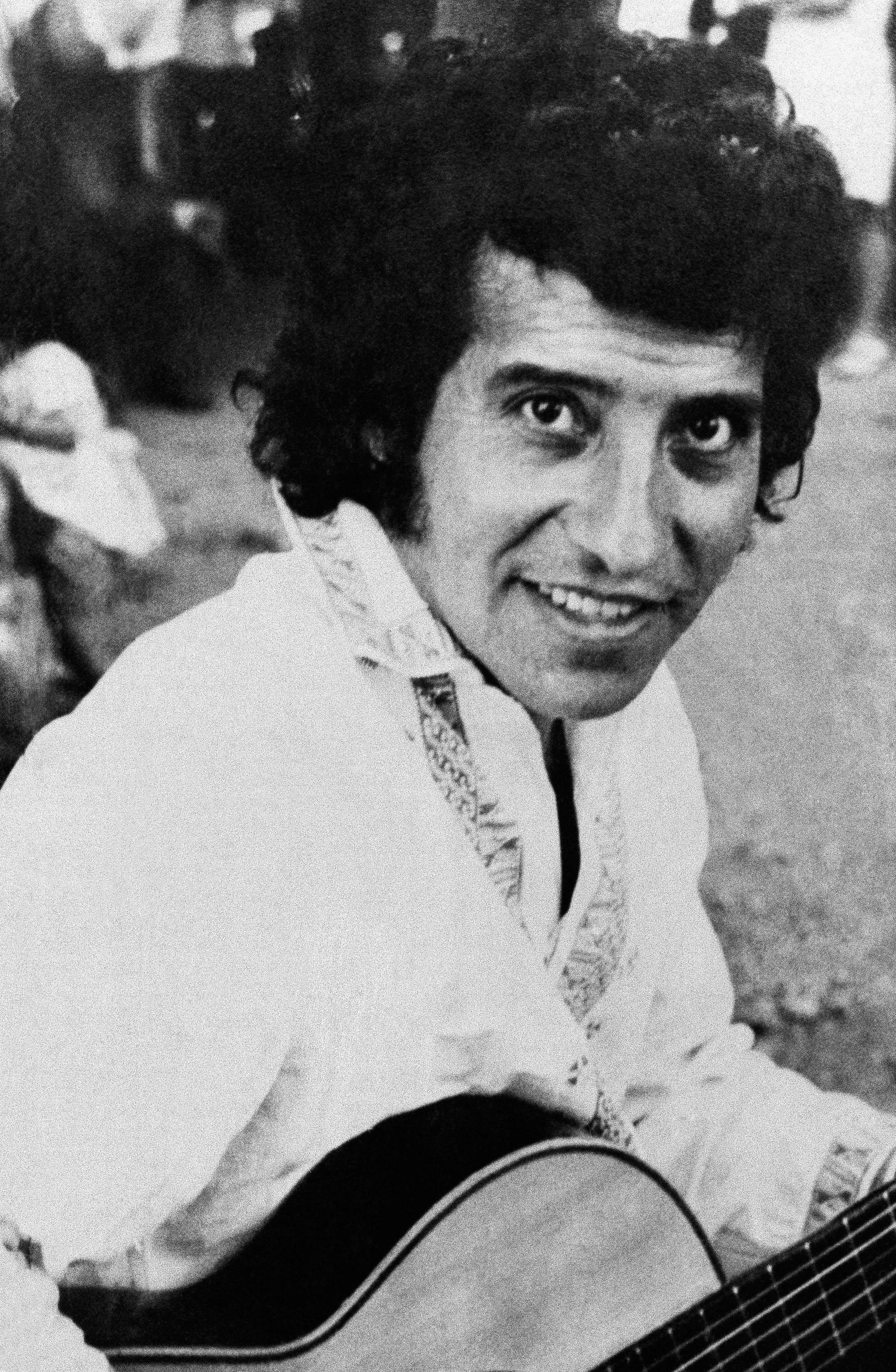 Vermont Filmmaker Explores Impact Of Victor Jara, The Woody Guthrie Of South America | Vermont