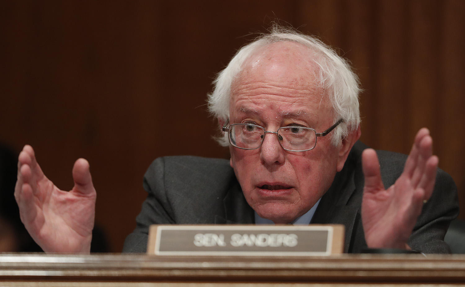 Vote Tracker: How Bernie Sanders & Patrick Leahy Voted On Trump's ...