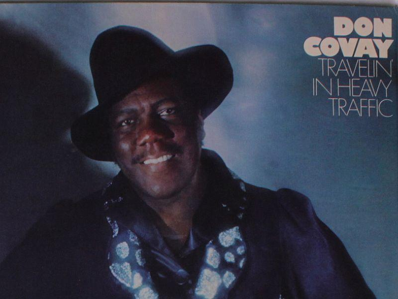 Don Covay And The Jefferson Lemon Blues Band Different Strokes For Different Folks