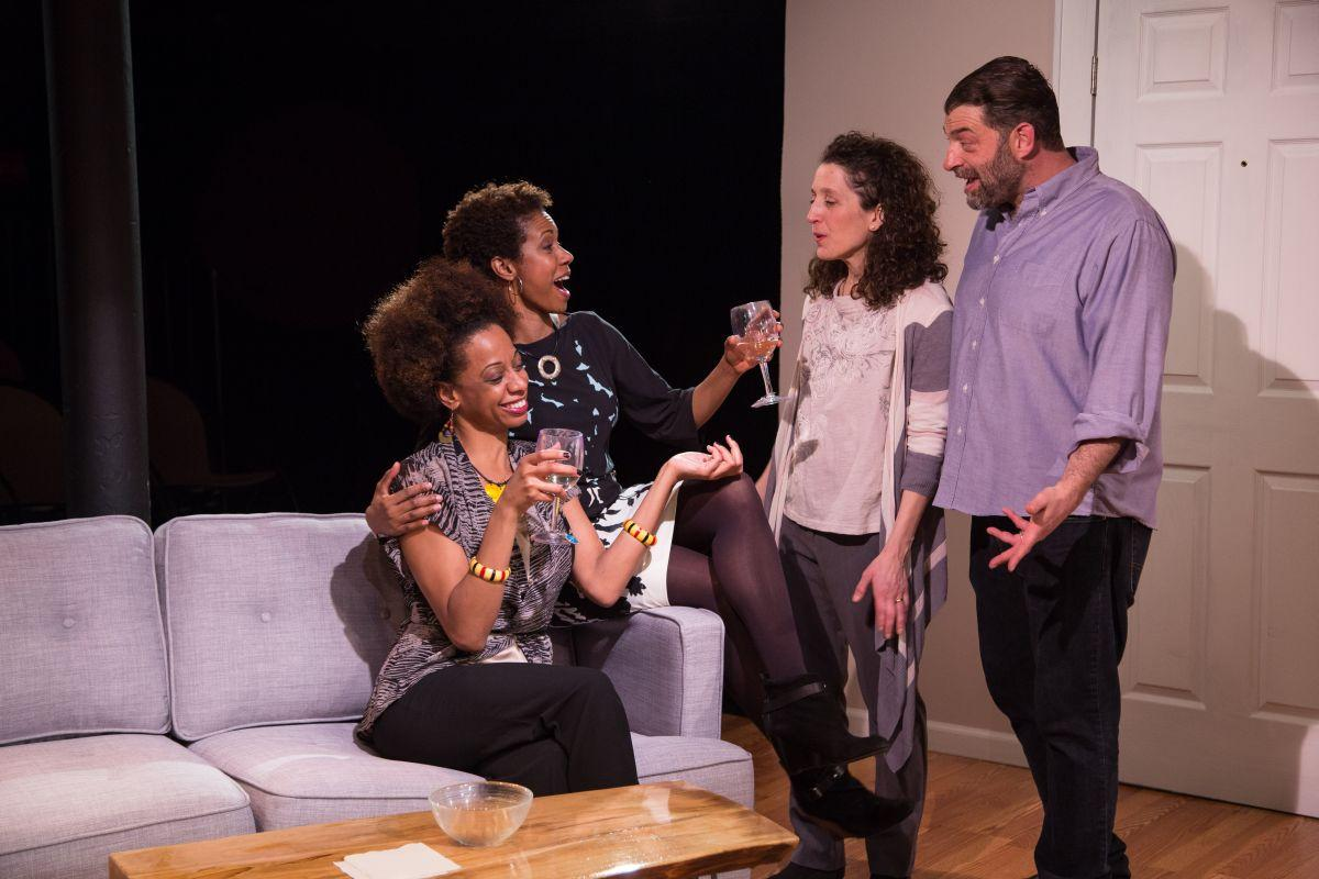'the Call' Presents A White Couple Seeking To Adopt A Child From Ethiopia,  And Navigating Questions They Didn't Anticipate About Skin Color And  Cultural