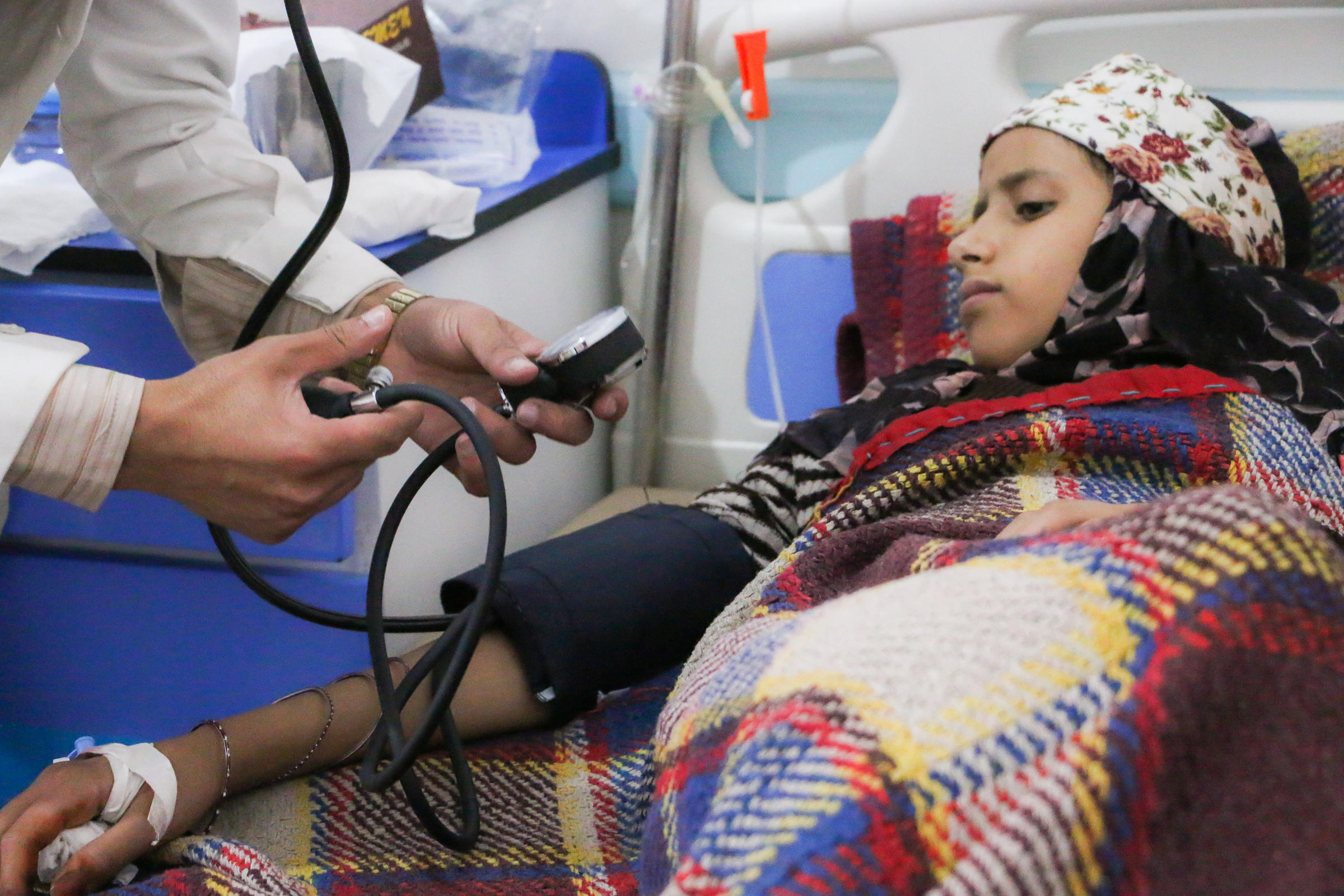 Yemen official: Cholera has killed 746 in war-torn country