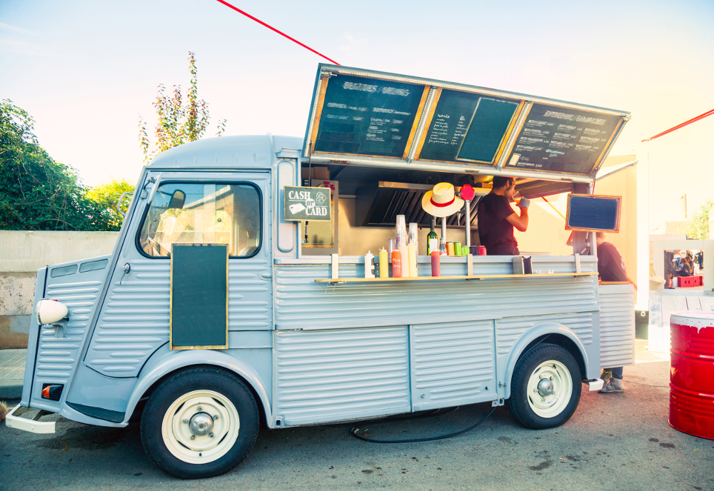 P Food Truck For Sale