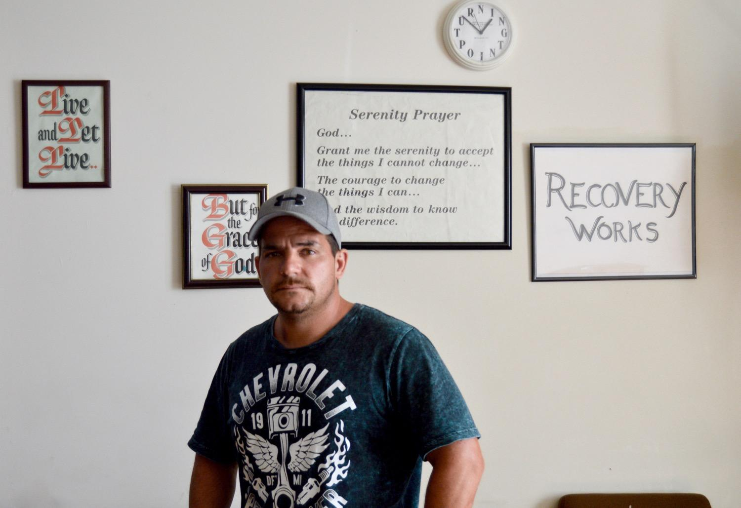 Treating Addiction Behind Bars Group Brings Peer Counseling To