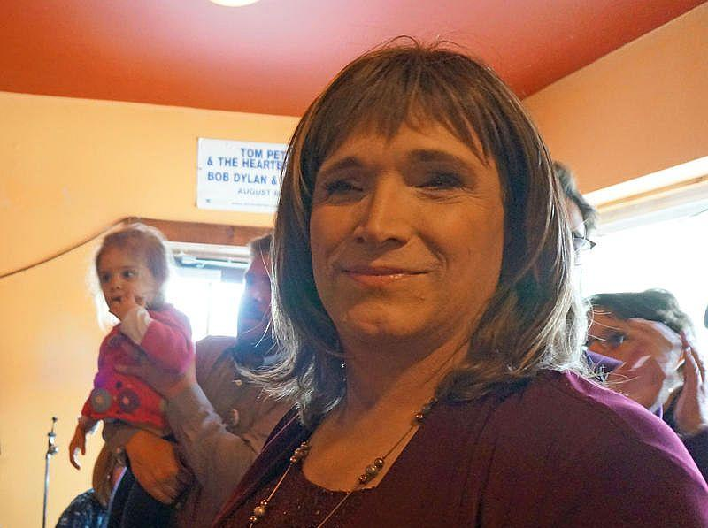 hallquist makes history as a transgender candidate for governor
