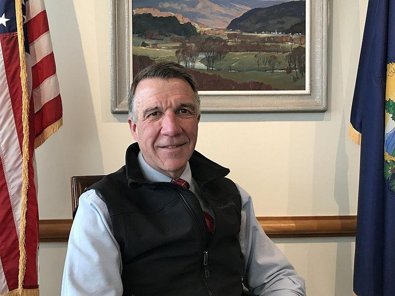Scott Signs Gender-Neutral Bathroom Bill Into Vermont Law