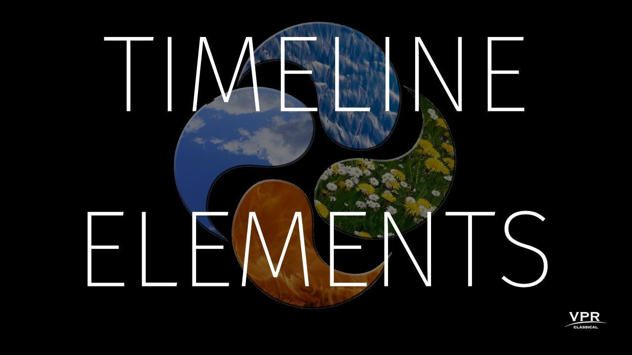 Timeline Elements Air Vermont Public Radio