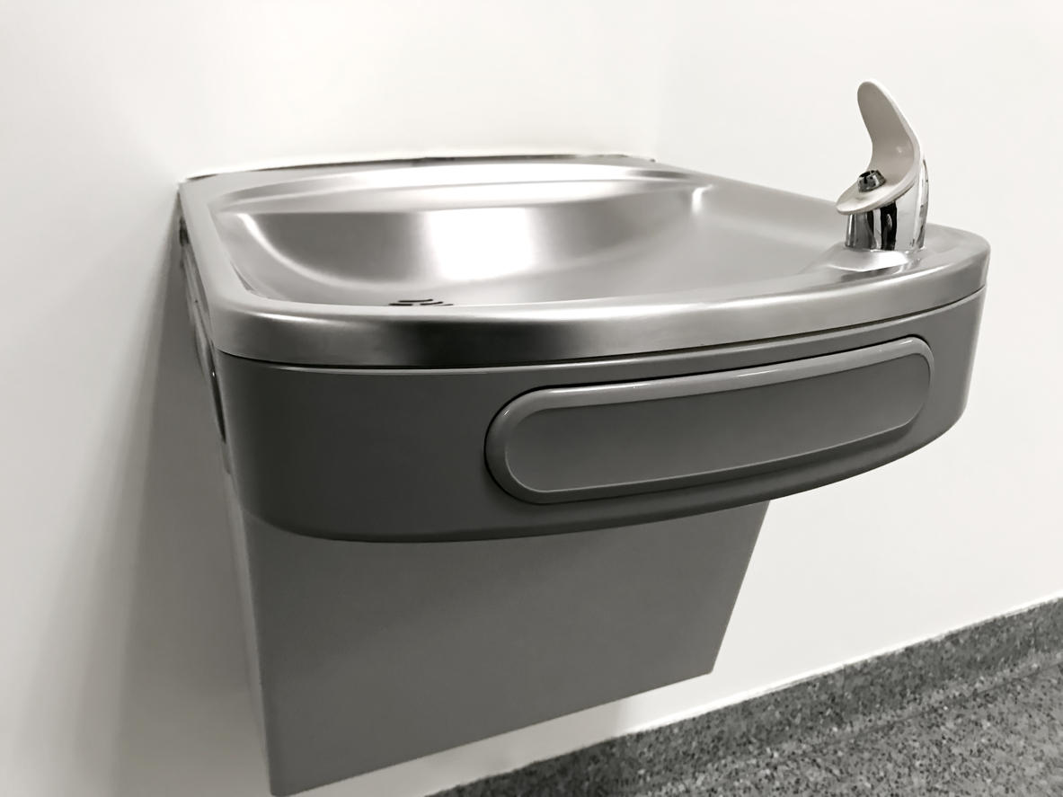 How to Install a Drinking Fountain | eBay |Drinking Fountain