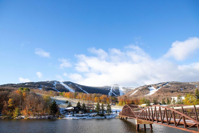 killington ski resort opens this weekend | vermont public radio