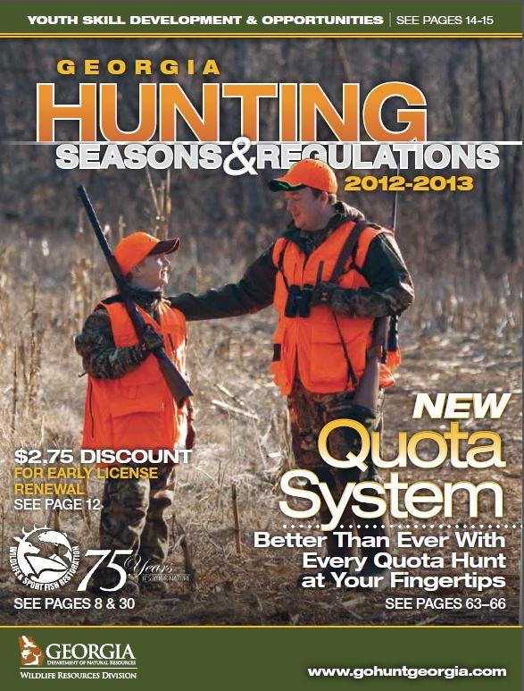 Georgia wma fishing license for Georgia hunting and fishing license