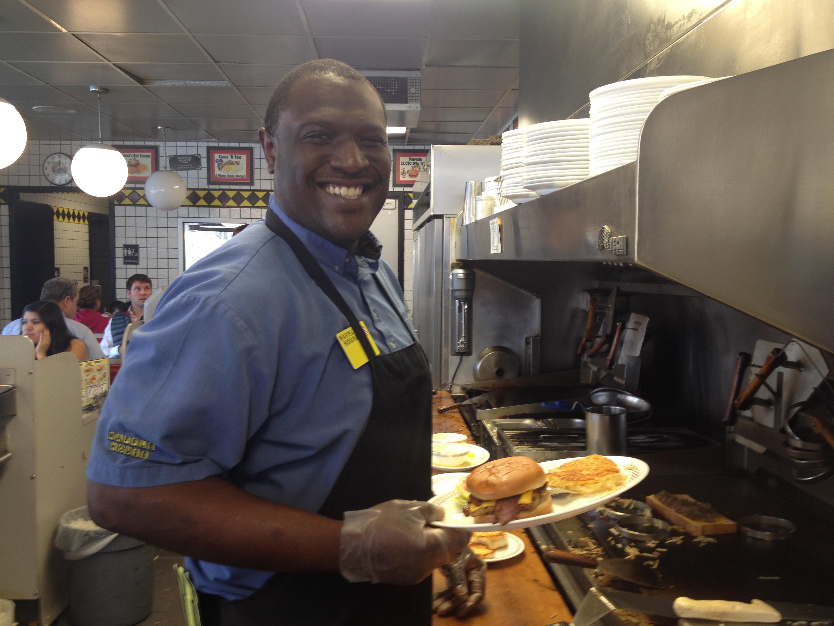 That Alabama State Waffle House Thread