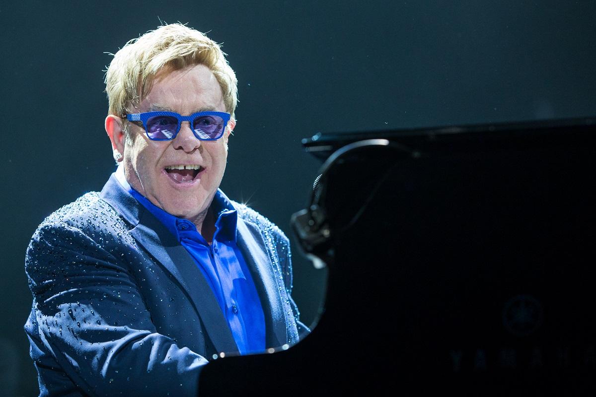 Elton John Elton Johns Greatest Hits Volume II
