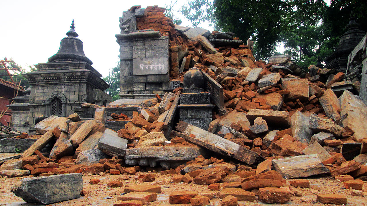 Hindu Temples destroyed