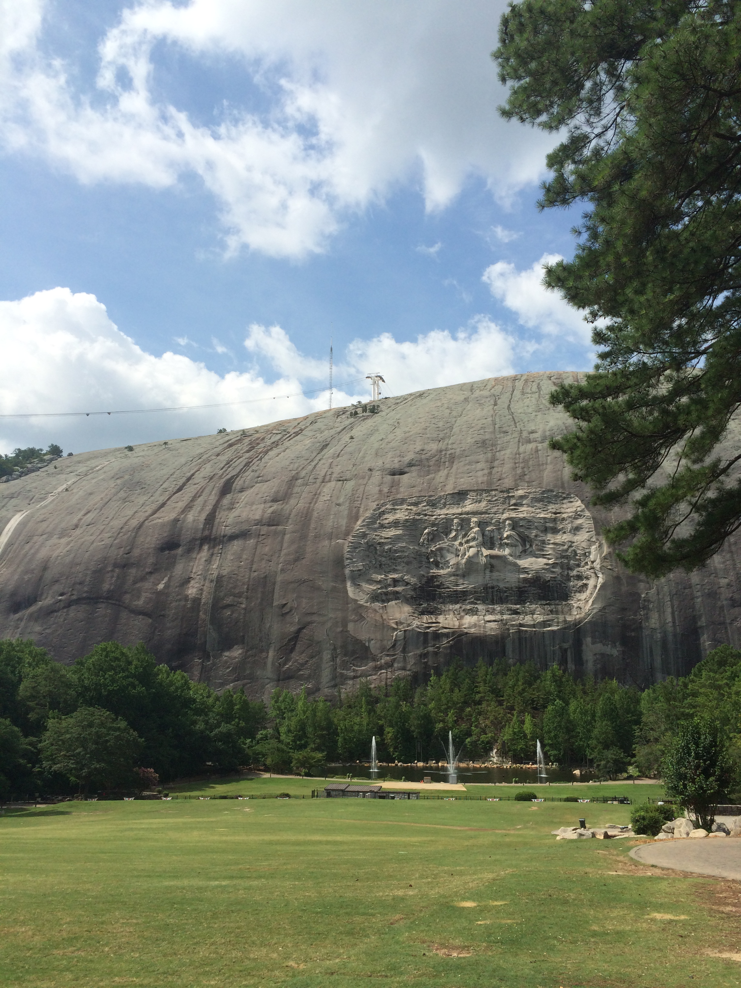Historian stone mountain s future could begin with