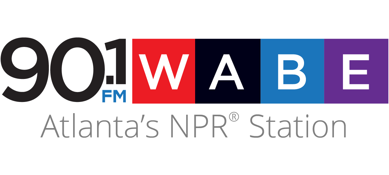 WABE 90.1 FM logo