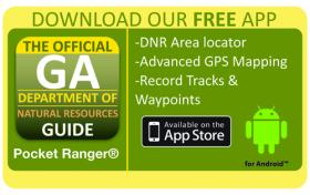 Georgia dnr launches new wildlife hunting app 90 1 fm wabe for Ga fishing license for senior citizens