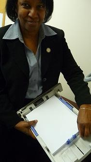 LaSharn Hughes, executive director of the Georgia Composite Medical Board, says her office