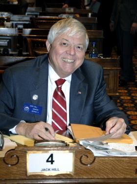 Ga. State Senator Jack Hill (R)