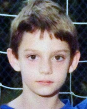 Authorities also believe Henry Cleary, age seven, was abducted by his father.