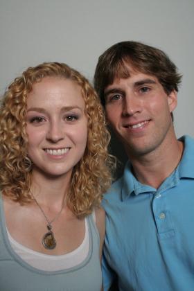 Lindsay & Tim Prizer