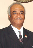 Rep. Tyrone Brooks (D-Atlanta), president of the Georgia Association of Black Elected Officials
