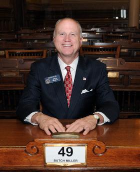 State Sen. Butch Miller (R-Gainesville)