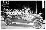 Georgia Young People Suffrage Association parade float (pre1920)