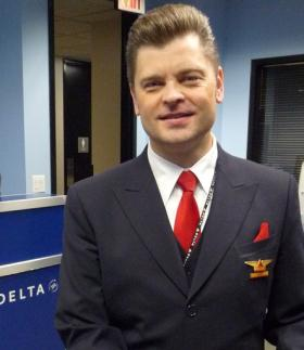 Troy Thorup has spent the past month interviewing potential Delta flight attendants.  The airline received more than 50,000 applicants for roughly 400 jobs.