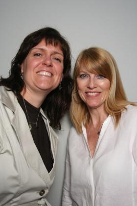 Alison Sherrill & Sheila Yarman