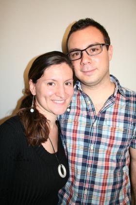 Ana Maria Martinez & Mario Martinez