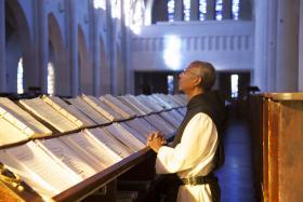 Atlanta Sounds Audio Slideshow Priest