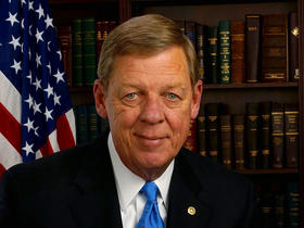 Sen. Johnny Isakson (R-Georgia)