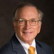 Former U.S. Senator Sam Nunn (D-GA), now CEO of the Nuclear Threat Initiative, and professor at the Nunn School of International Affairs at Georgia Tech