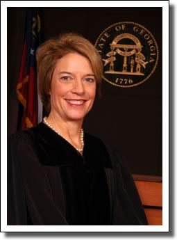 Fulton County Superior Court Chief Judge Cynthia Wright