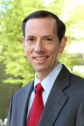 Robert Schapiro, Dean of the Emory University School of Law, and Asa Griggs Candler Professor of Law