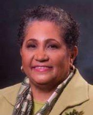 Dr. Beverly Hall, former Atlanta School Superintendent, in an official photo from her time at APS.