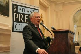 Gov. Nathan Deal at Atlanta Press Club