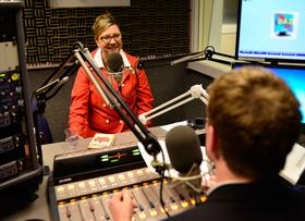 Writer Hollis Gillespie discusses three of her favorite books with host John Lemley.
