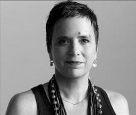 Playwright Eve Ensler