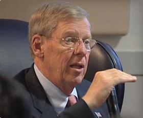 Georgia Sen. Johnny Isakson